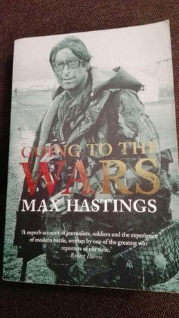 Max Hastings Książka w języku angielskim