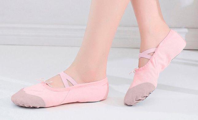 Sapatos de ballet para criança - Tamanho 26 - NOVOS