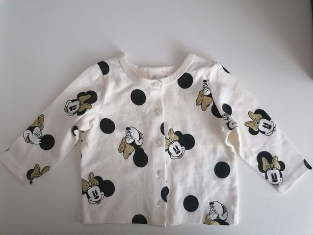 Bluzka H&m roz. 68 nowa