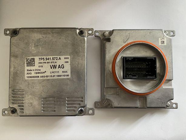 LED Модуль блок фары Vw Golf 7 VII 7P5.941.572.A 7p5941572a full led