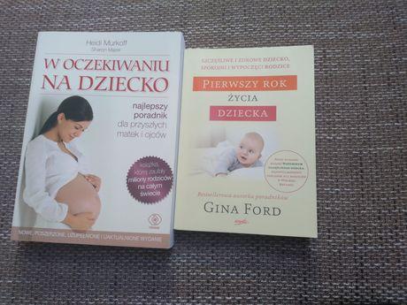 W oczekiwaniu na dziecko. Pierwszy rok życia dziecka.