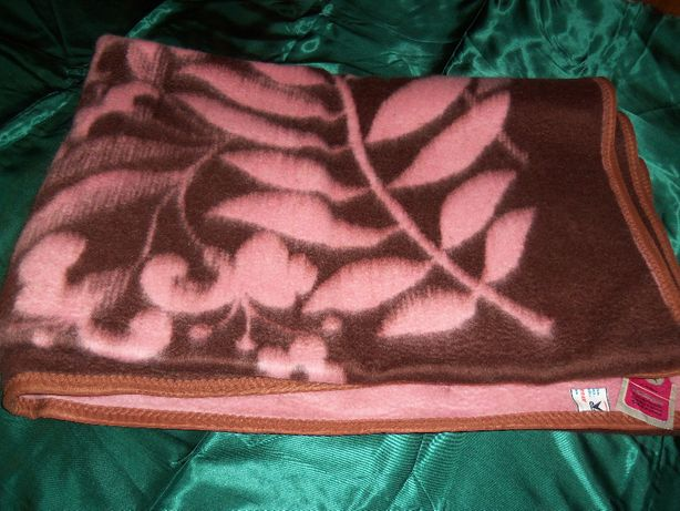 Одеяло жаккардовое, двухспальное, новое 210*170