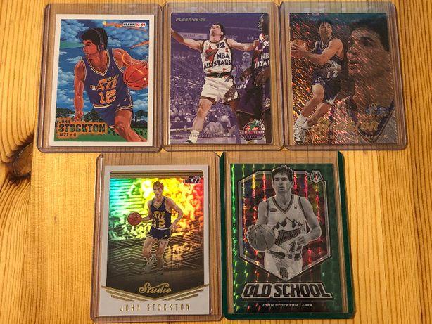 Karty NBA John Stockton