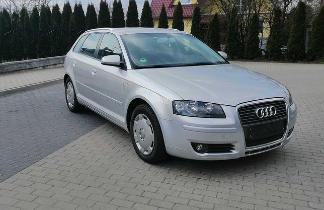 Audi A3 1.9 TDI BLS 2006r *Relingi* ZADBANA !!!
