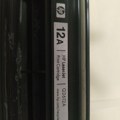 Картридж принтера laserjet HP12a