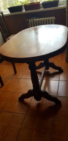 Продам стіл з масиву дуба б/в