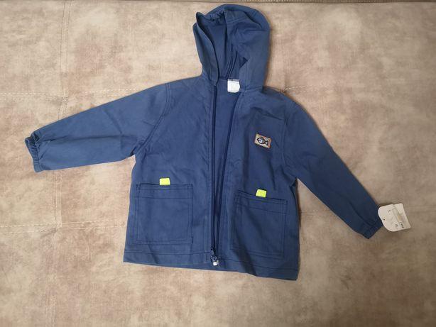 Детская куртка ветровка на 104 см
