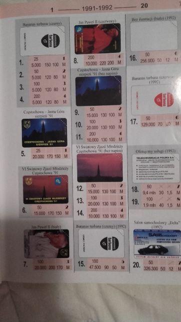 Karty Telefoniczne - Wyprzedaż 15000 Kolekcjonerskich Kart TP
