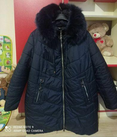 Зимова куртка , розмір 56-58