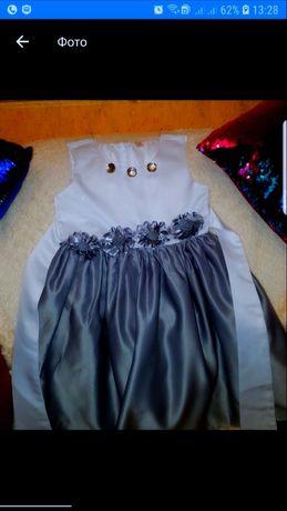 Красивое платье для праздников