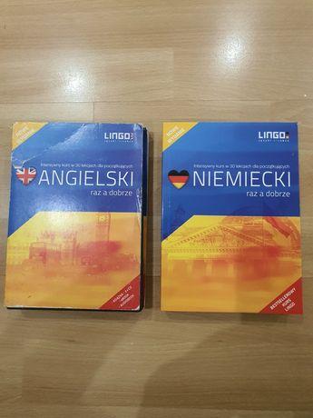 Nauka języka angielskiego i niemieckiego