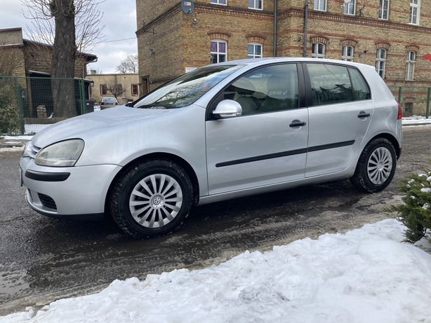 Volkswagen Golf V 5 1.9 tdi 2004 VW