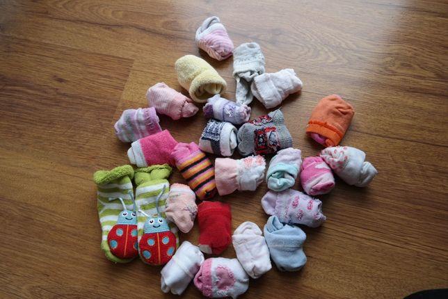Skarpetki dla niemowlaka