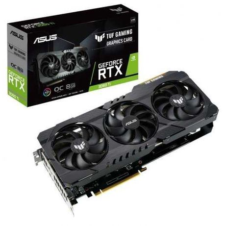 Asus TUF Gaming GeForce RTX 3060 TI OC Edition V2 8GB GDDR6