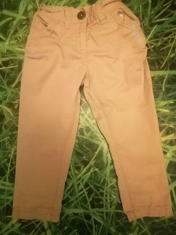 Spodnie wizytowe r. 92