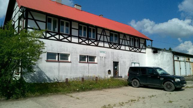 nieruchomość produkcyjno-przemysłowa na sprzedaż, spółka z o.o.