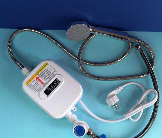 Электрический проточный водонагреватель RX-021 для душа бойлер смесите