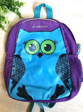 Рюкзак детский/подростковый, ранец, спортивный рюкзак Demix