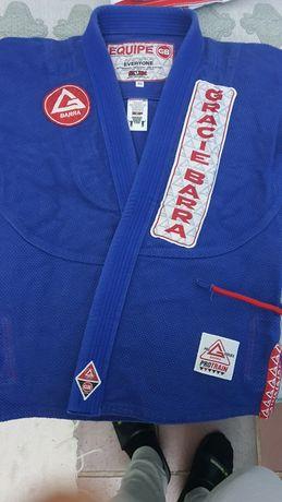 Kimono Gracie Barra Azul