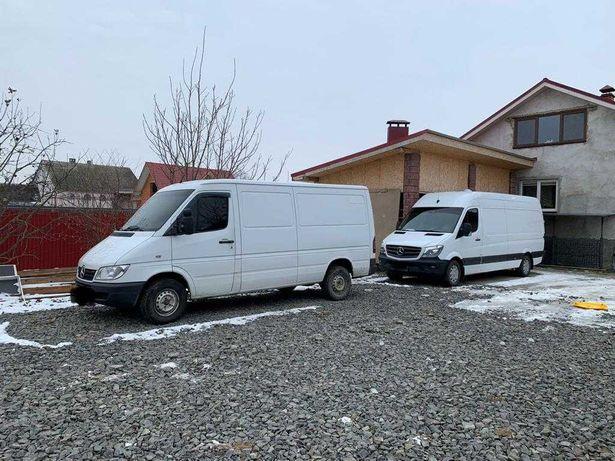 Надаем послуги перевезення вантажів по Україні і Закарпатській обл