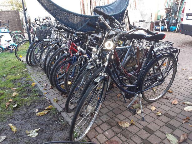 Rowery większa ilość