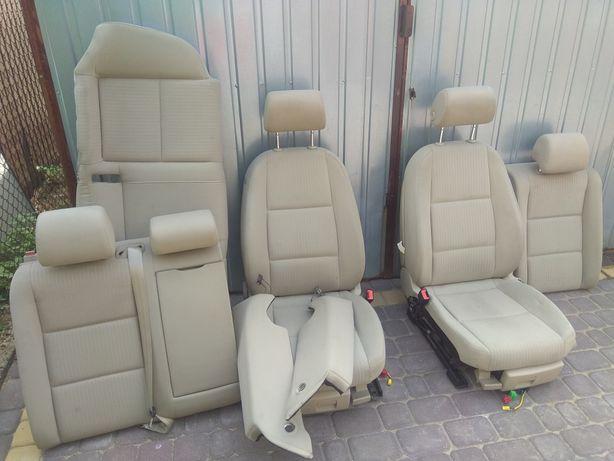 Siedzenia Audi A6 C6 A4 B6 B7