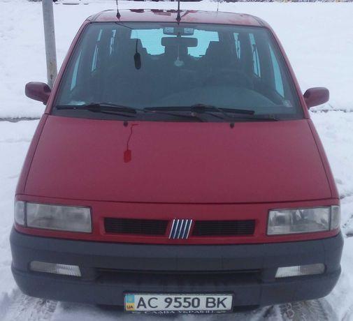 Продаю Fiat Ulysse 1999 року