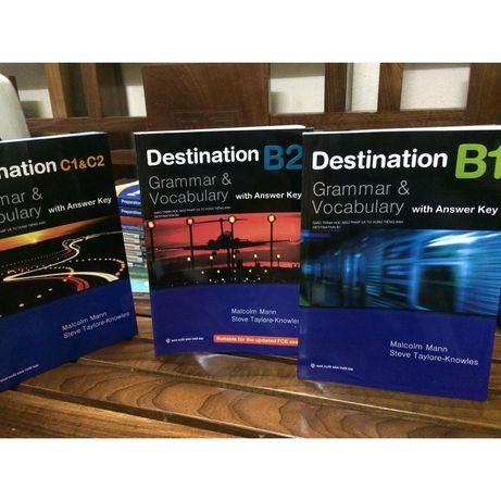 Destination B1 B2 C1-C2