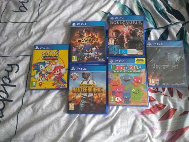 Gry na PS4 różne Tanio
