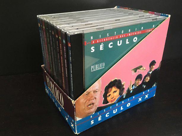 Colecção História do Século XX (10 CD-Rom)
