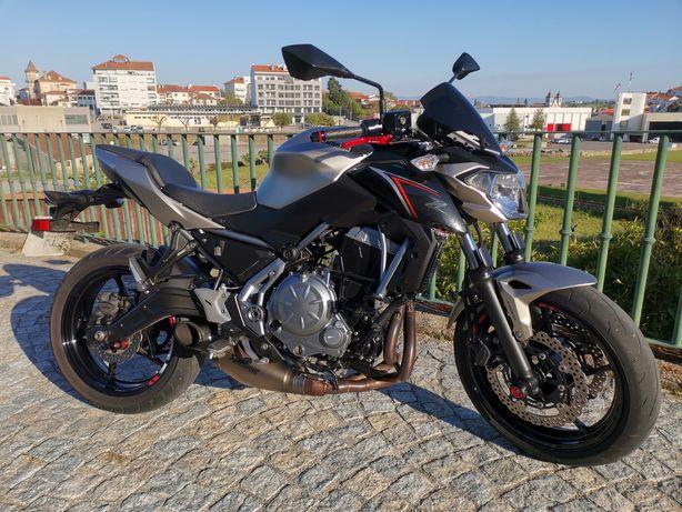 Kawasaki Z 650 Performance