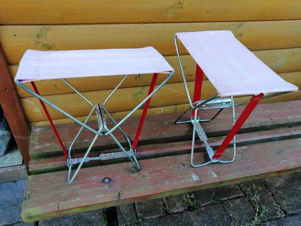 Krzesło Turystyczne / Wędkarskie / Camping - 2 szt.
