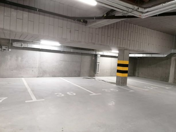 Miejsce parkingowe parking podziemny Bydgoszcz
