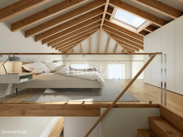 Apartamento T0+1 Mezzanine em Cedofeita