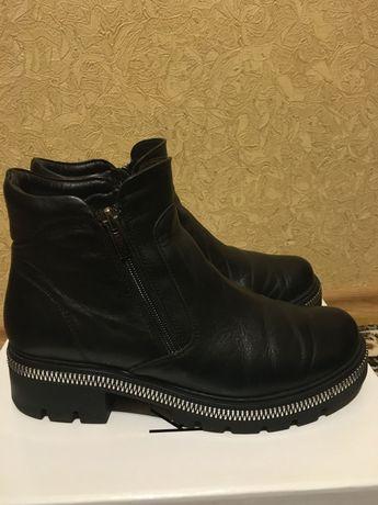 Ботинки зимние!!!