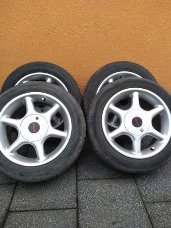 Opony I Felgi aluminiowe FIAT