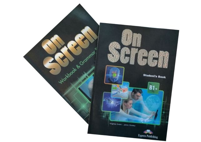 On Screen B1+ (Учебник + Тетрадь)