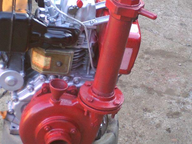 motor de tirar agua\rega a gasoleo 12cv