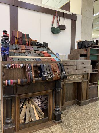Продам бизнес, сеть магазинов Leatherwood