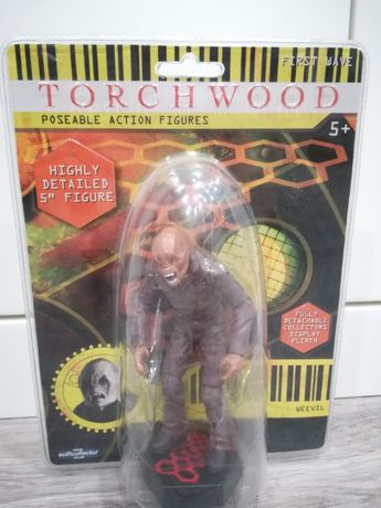 """TORCHWOOD Weevil 5"""" Action Figure"""