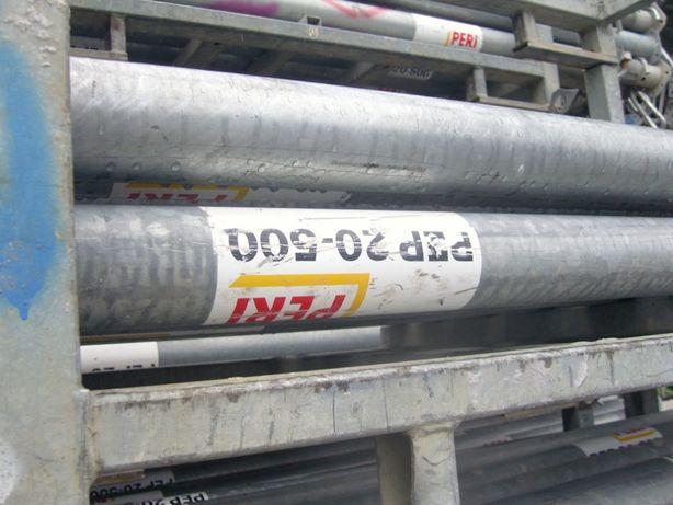 Podpory budowlane (stropowe) PERI PEP20 500 cm. Używane Sprzedam