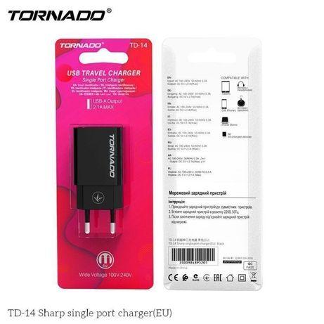 СЗУ Tornado TD-14 1USB black