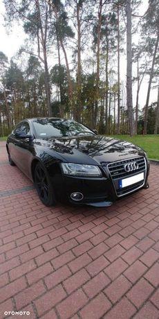 Audi A5 Audi A5 Quattro 2.0 TFSI 211KM 2010r. 133tyś przebieg udokumentowany