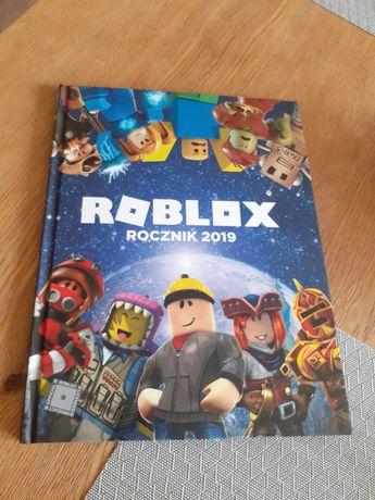 Książka Roblox rocznik 2019