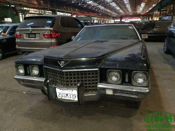 Cadillac  De Ville  coupe  1971