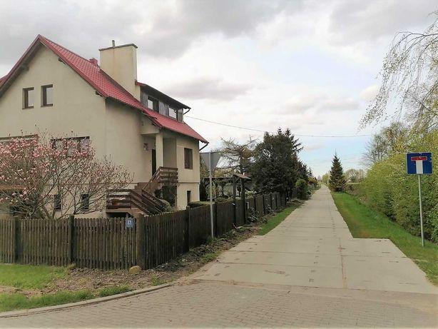 Sprzedam działkę- Radunica -ul. Klewrowa