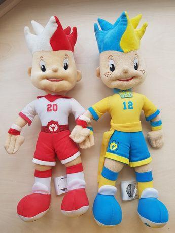 Мягкие  игрушки талисман Евро 2012