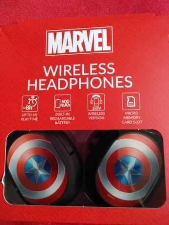 Słuchawki MARVEL Kapitan Ameryka/ Iron Man
