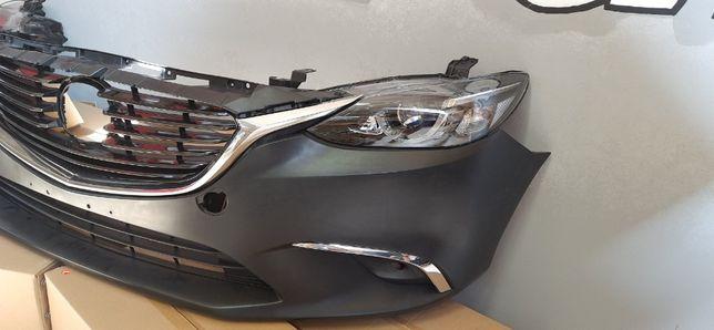 Мазда 6 Mazda 6 Фара Бампер Крыло Дверь Капот Крышка