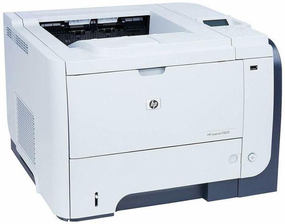 Швидкісний лазерний принтер HP LaserJet P3015DN